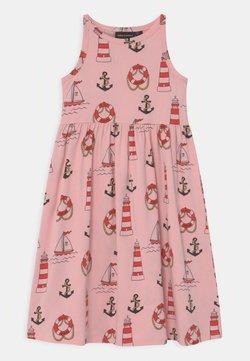 Mini Rodini - LIGHTHOUSE  - Jerseykleid - pink