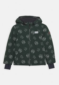 LEGO Wear - JOSHUA JACKET - Winterjas - dark green