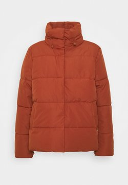 TOM TAILOR DENIM - Winterjacke - rust orange