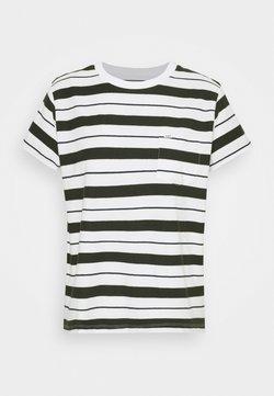Lee - RELAXED POCKET TEE - T-Shirt print - serpico green
