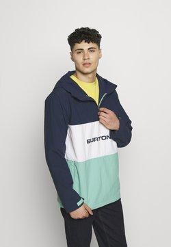 Burton - MENS ANTIUP JACKET - Snowboardjas - dress blue/buoy blue