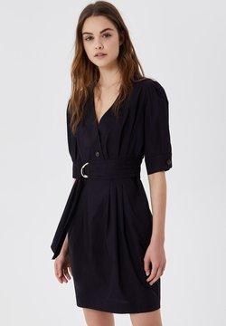 LIU JO - Vestido de tubo - black