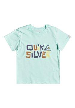 Quiksilver - T-shirt print - beach glass