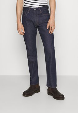 Levi's® Made & Crafted - LMC 551 Z VINTG STRAIGHT - Jeans Straight Leg - dark blue denim