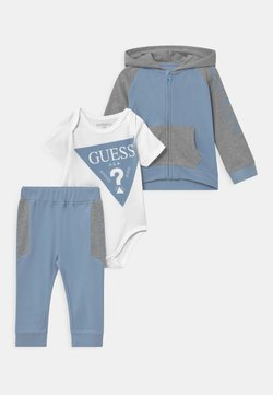 Guess - BABY SET UNISEX - Survêtement - frosted blue