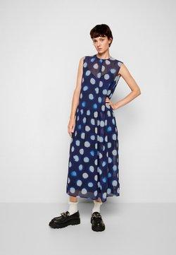 PS Paul Smith - DRESS 2-IN-1 - Freizeitkleid - dark blue