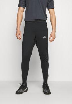 adidas Performance - H.RDY WARRI - Spodnie treningowe - black