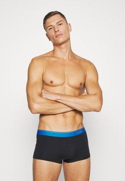 Calvin Klein Underwear - LOW RISE TRUNK - Shorty - black