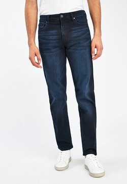 Next - SOFT TOUCH  - Jeans Straight Leg - blue