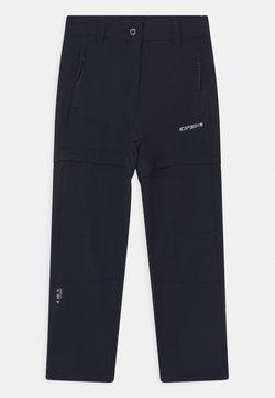 Icepeak - KANO 2-IN-1 UNISEX - Outdoor-Hose - dark blue