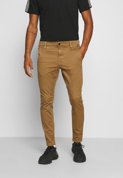 G-Star - SKINNY CHINO - Chinot - brown