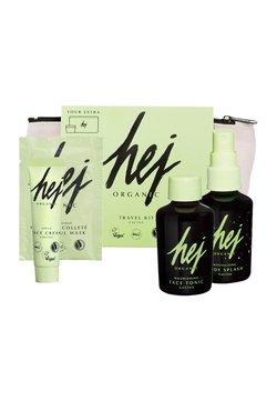 Hej Organic - THE TRAVEL KIT - Huidverzorgingsset - neutral