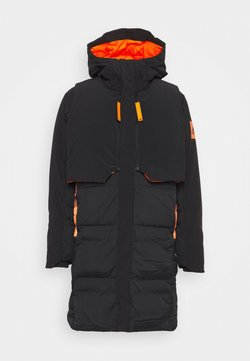 adidas Performance - MYSHELTER URBAN COLD RDY OUTDOOR JACKET - Untuvatakki - black/orange