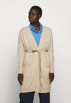 CHINTI & PARKER - THE DUSTER CARDIGAN - Vest - oatmeal