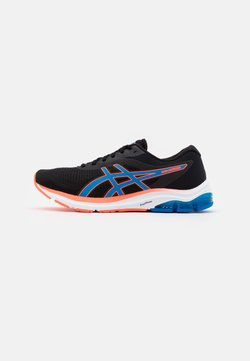 ASICS - GEL PULSE 12 - Zapatillas de running neutras - black/directoire blue