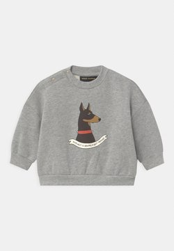 Mini Rodini - DOBERMAN UNISEX - Sweater - grey melange