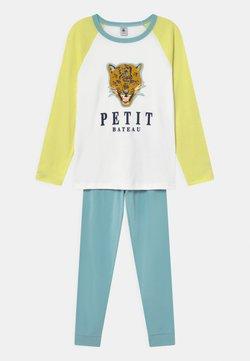 Petit Bateau - PETIT TIGER  - Nachtwäsche Set - sunny/multico