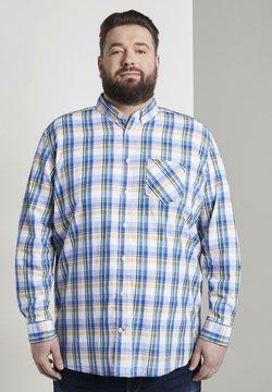 TOM TAILOR MEN PLUS - Hemd - light blue