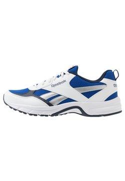 Reebok - PHEEHAN - Zapatillas de running neutras - white/collegiate royal