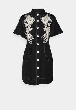 CMEO COLLECTIVE - FUNDAMENTAL DRESS - Cocktailkleid/festliches Kleid - black