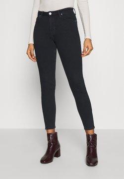 Lee - SCARLETT HIGH ZIP - Jeansy Skinny Fit - dark icon