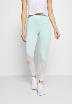 HIIT - BENNETT PANEL - Leggings - mint