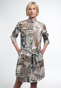 Eterna - MODERN CLASSIC  - Blusenkleid - beige/braun