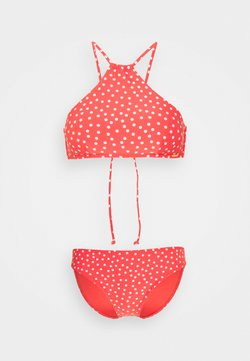 O'Neill - CALI RITA FIXED - Bikini - red/white