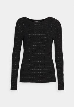 Esprit Collection - Strickpullover - black