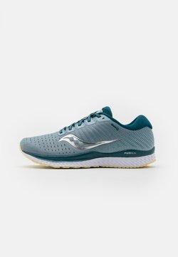 Saucony - GUIDE 13 - Zapatillas de running estables - mineral/deep teal