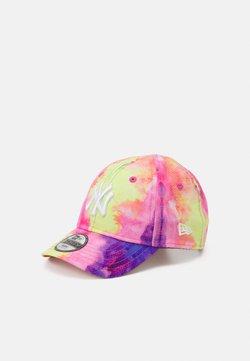 New Era - TIEDYE UNISEX - Lippalakki - multi-coloured