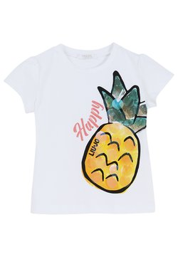 Liu Jo Kids - T-shirt print - white/pineapple