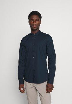 Calvin Klein Tailored - LOGO STRETCH SLIM - Businesshemd - navy