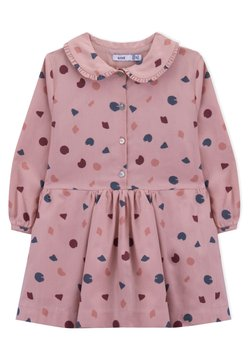 Knot - HAPPA - Blusenkleid - pink