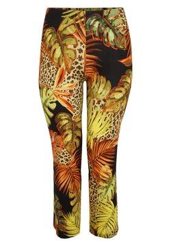 DORIS STREICH - SHETLAND  - Leggings - Hosen - multicolor