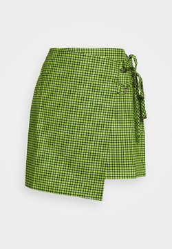 The Ragged Priest - DUB SKIRT - Minihame - lime