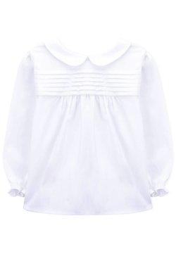 Knot - HIKKA - Overhemdblouse - white