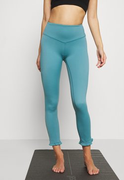 L'urv - SILHOUETTE  - Tights - teal