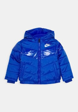 Nike Sportswear - COLOR BLOCK HEAVY PUFFER - Chaqueta de invierno - game royal