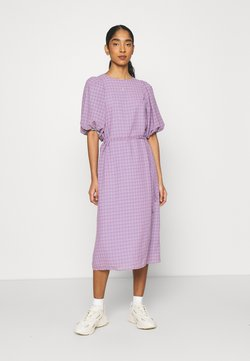 EDITED - TESSA DRESS - Freizeitkleid - purple