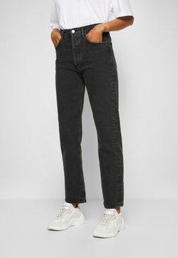 Agolde - 90'S PINCH WAIST - Jeans a sigaretta - black tea/washed black