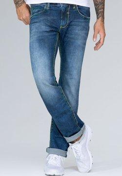 Camp David - Jeans Bootcut - blue denim