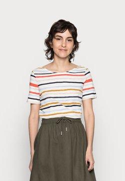 Marc O'Polo - T-Shirt print - multi/rainbow yellow