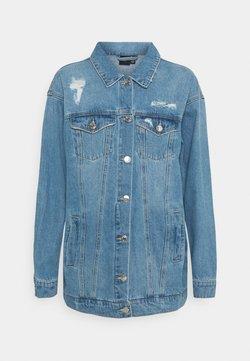 Vero Moda - VMOLIVIA JACKET - Veste en jean - medium blue denim