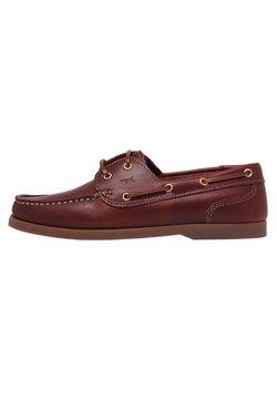Son Castellanisimos - Chaussures bateau - brown