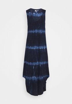 Gap Tall - TIE DYE - Maxikleid - blue