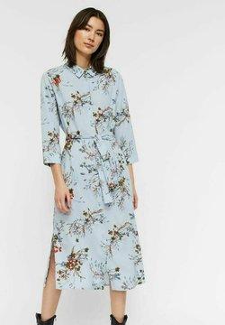 Vero Moda - Blusenkleid - cashmere blue