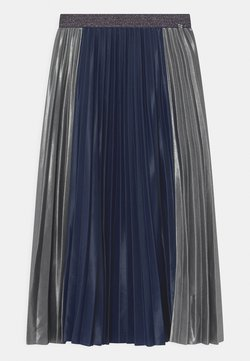 IKKS - Jupe plissée - navy