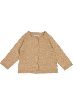 Wheat - MAJA - Vest - sand melange