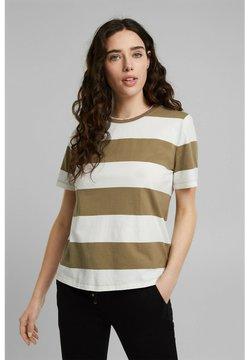 edc by Esprit - T-Shirt print - light khaki